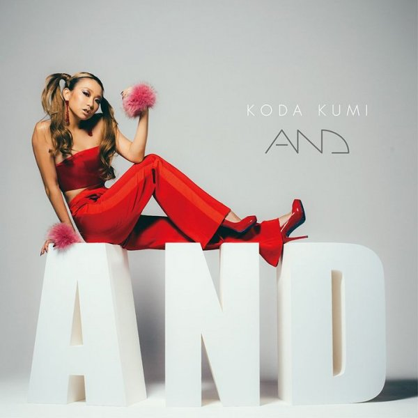 Album AND by Koda Kumi