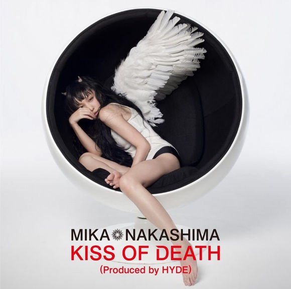 Single KISS OF DEATH by Mika Nakashima