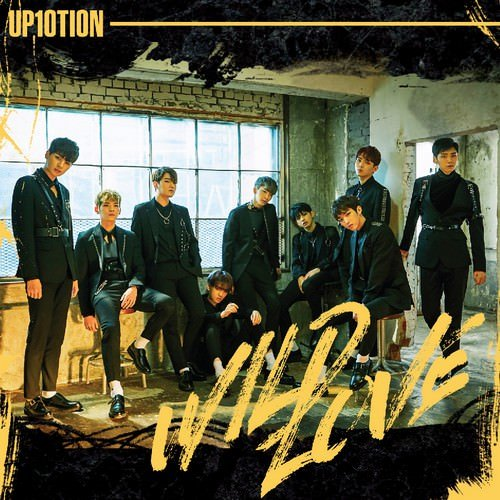 Single WILD LOVE by UP10TION