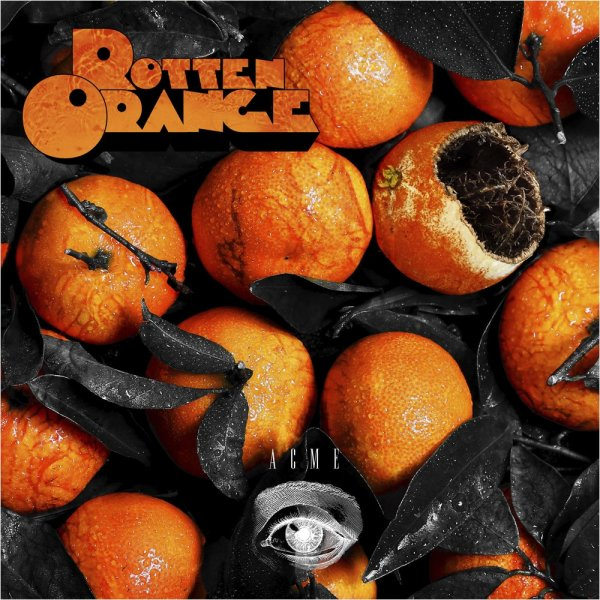 Single ROTTEN ORANGE by ACME