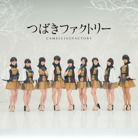 Single Teion Yakedo / Shunrenka / I Need You ~Yozora no Kanransha~ by Tsubaki Factory