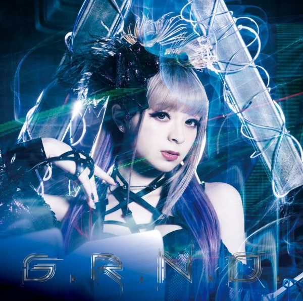Album G.R.N.D. by GARNiDELiA