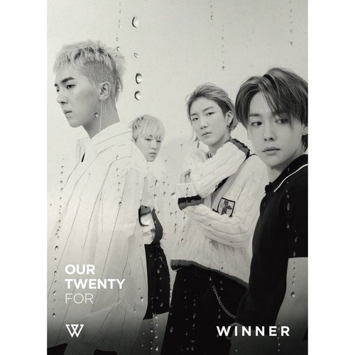 Album OUR TWENTY FOUR (Japanese) by WINNER