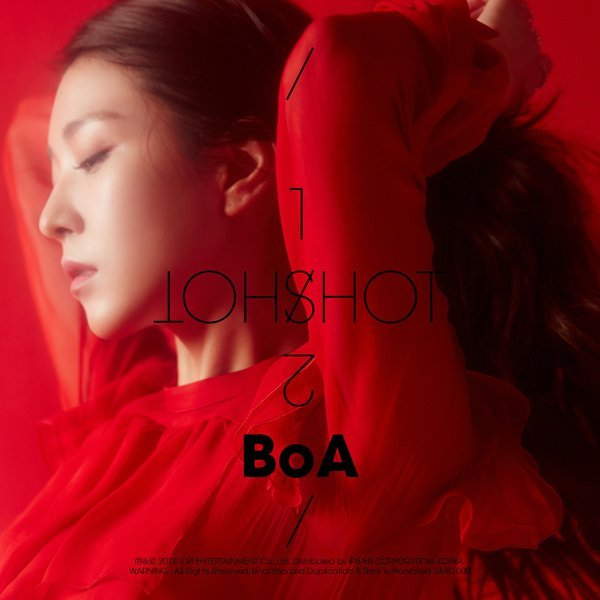 Mini album One Shot, Two Shot by BoA
