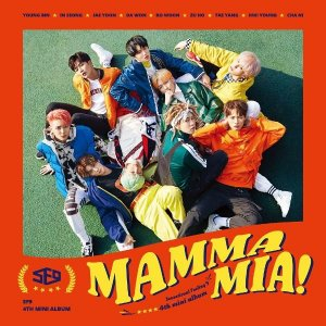Mamma Mia by SF9
