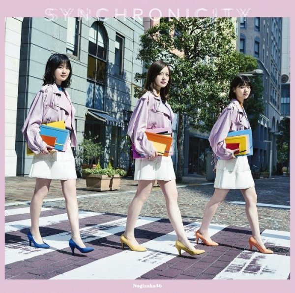 Single Synchronicity by Nogizaka46