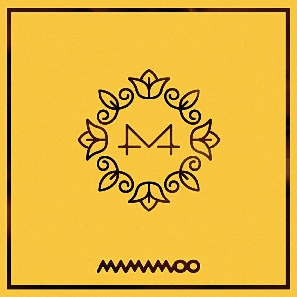 Mini album Yellow Flower by MAMAMOO