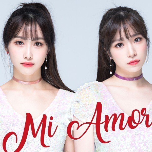 Mini album Mi Amor by CocoSori