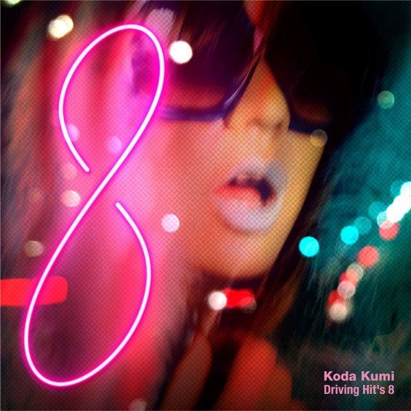 Album Driving Hit's 8 by Koda Kumi