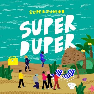 Super Duper by Super Junior