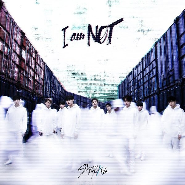 Mini album I am NOT by Stray Kids