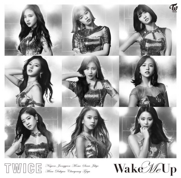 Single Wake Me Up (Japanese) by TWICE