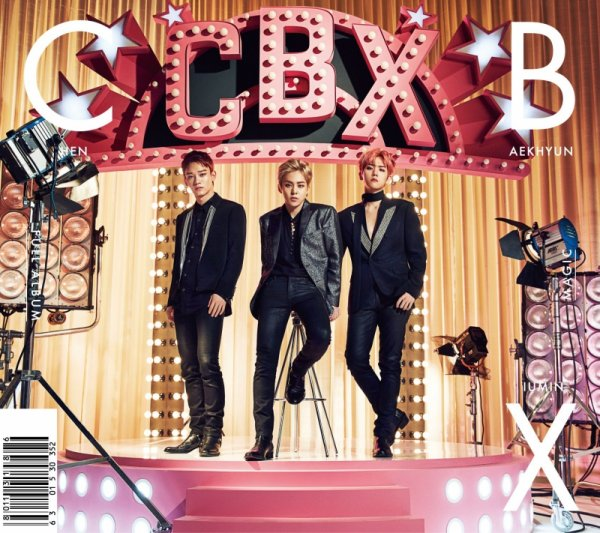 Album MAGIC by EXO-CBX