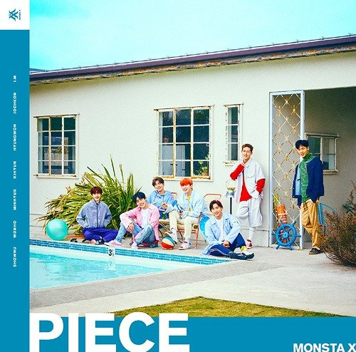 Album PIECE by MONSTA X