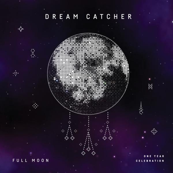 Single Full Moon by DREAMCATCHER