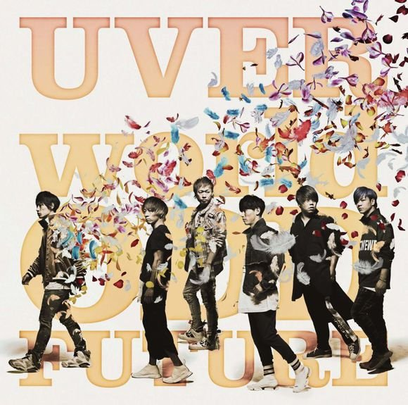 Single ODD FUTURE by UVERworld