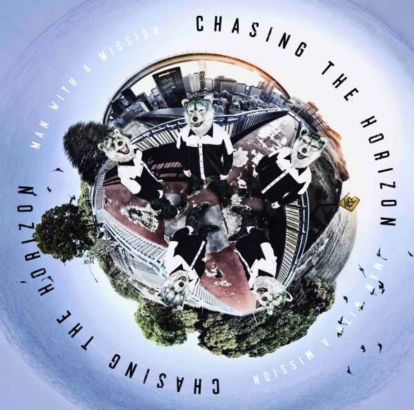 Album Chasing the Horizon by MAN WITH A MISSION