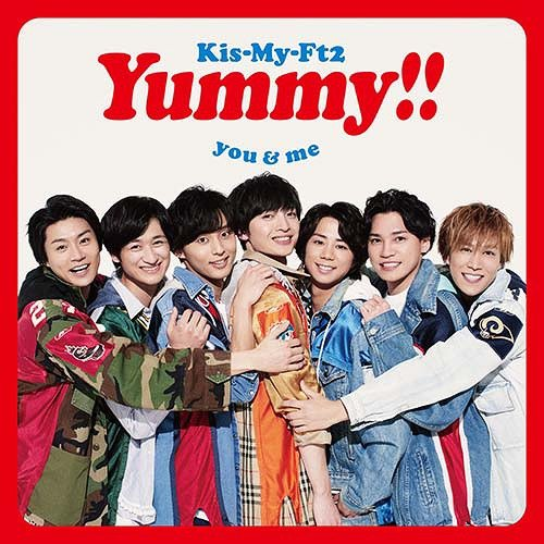 Album Yummy!! by Kis-My-Ft2