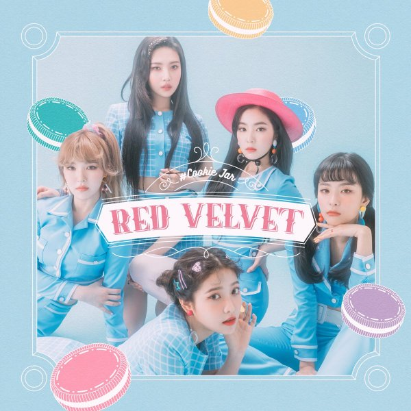 Mini album #Cookie Jar by Red Velvet