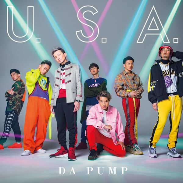 Single U.S.A. by DA PUMP