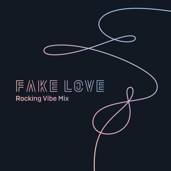 Single Fake Love (Rocking Vibe Mix) by BTS