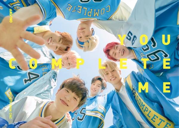 Mini album You Complete Me by ONF