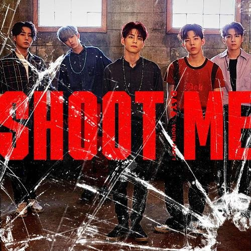 Mini album Shoot Me : Youth Part 1 by DAY6