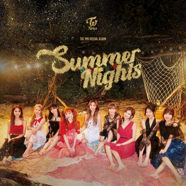 Album Summer Nights by TWICE