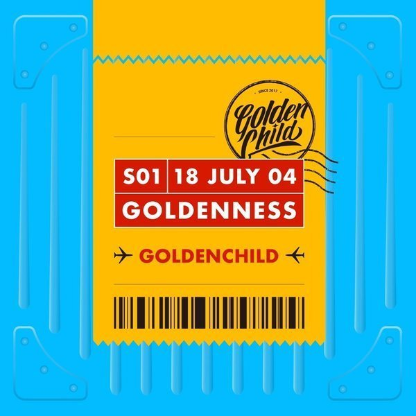 Mini album Goldenness by Golden Child