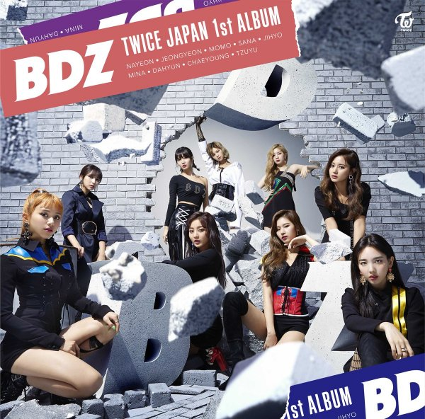 Album BDZ (Japanese) by TWICE