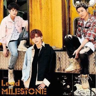 Album MILESTONE by Lead