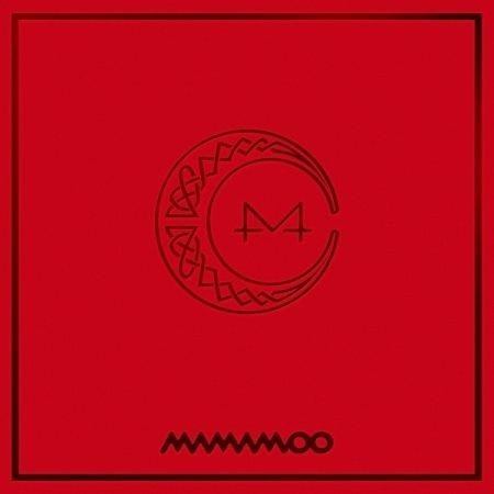 Mini album Red Moon by MAMAMOO