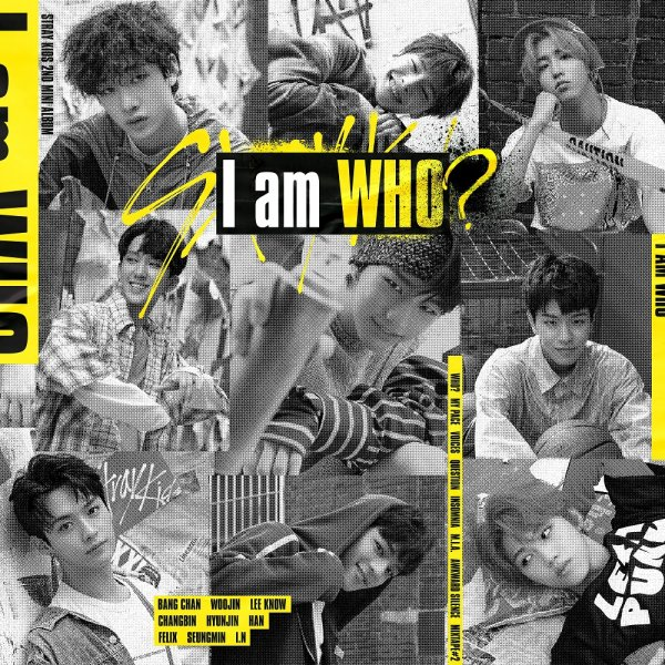 Mini album I Am WHO by Stray Kids