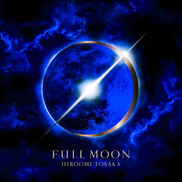 Album FULL MOON by Hiroomi Tosaka