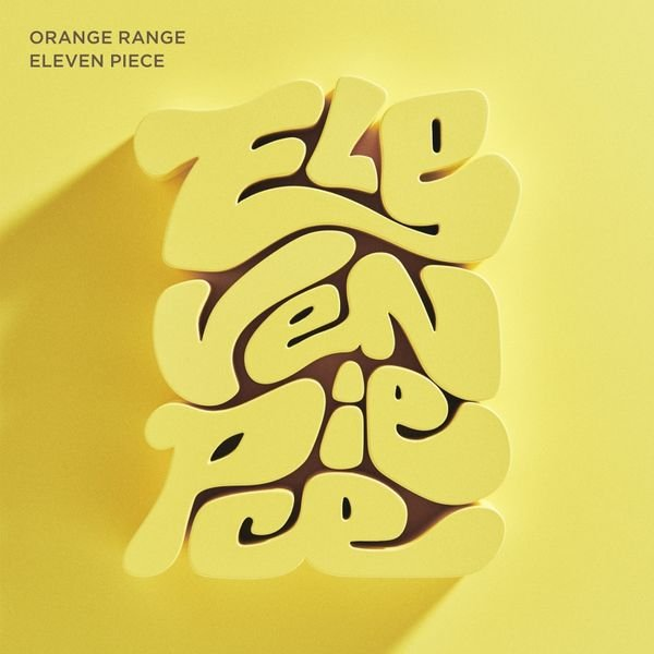 Album ELEVEN PIECE by ORANGE RANGE
