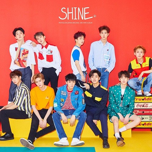 Single Shine (Jap. Version) by PENTAGON