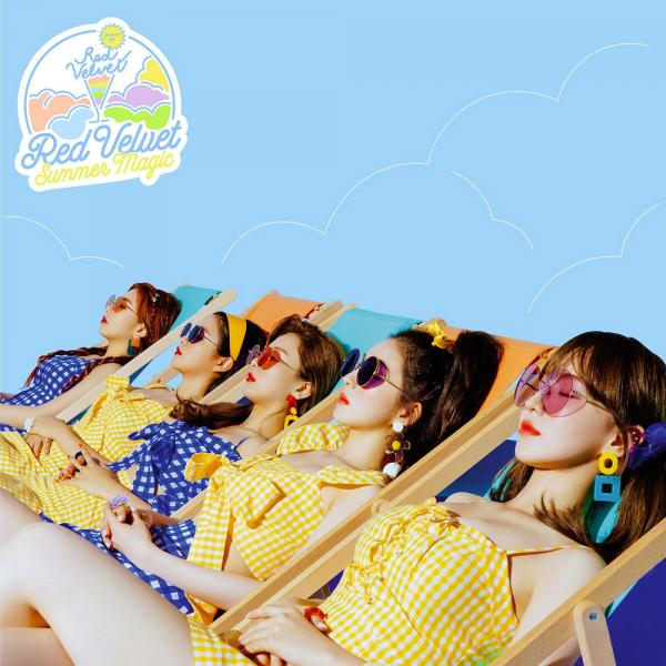 Mini album Summer Magic by Red Velvet