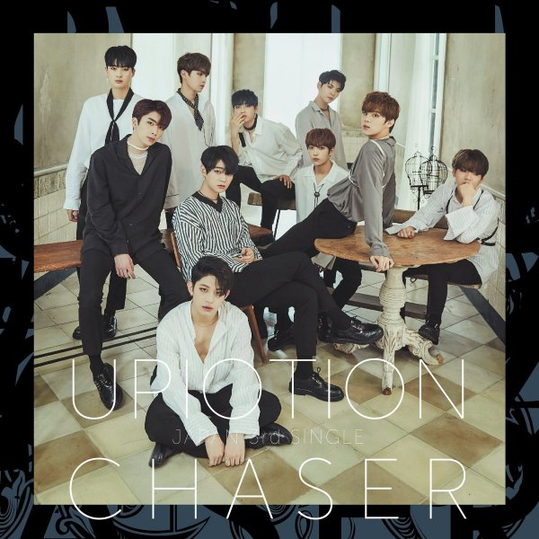 Single CHASER by UP10TION