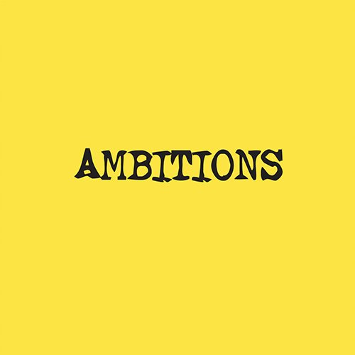 Album Ambitions (International ver.) by ONE OK ROCK