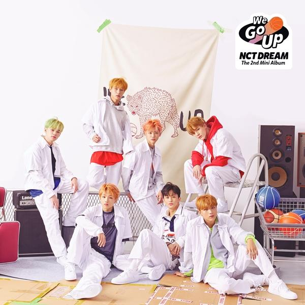 Mini album We Go Up by NCT Dream