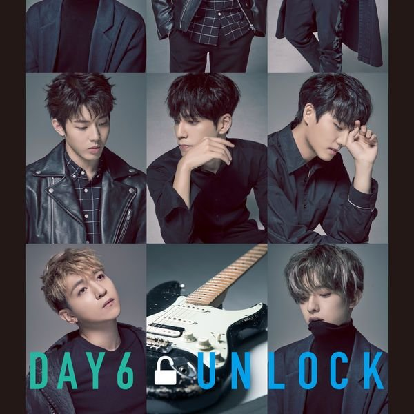 Album UNLOCK by DAY6