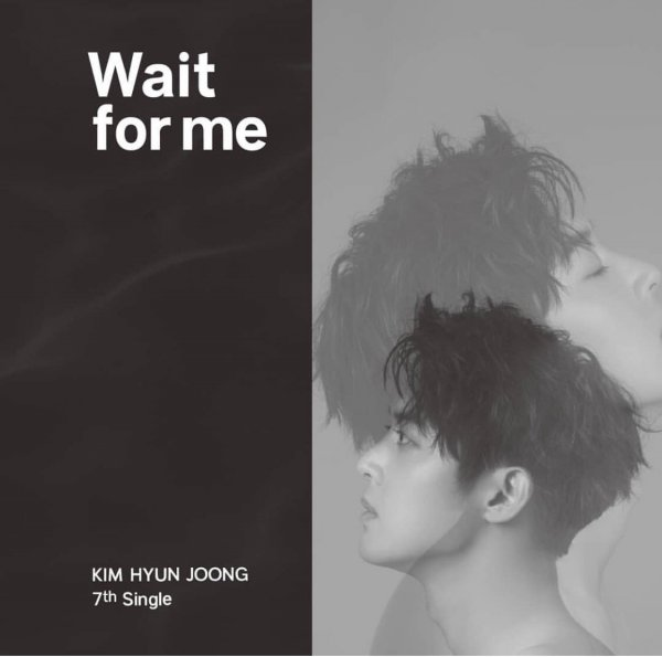 Single Wait for me by Kim Hyun Joong
