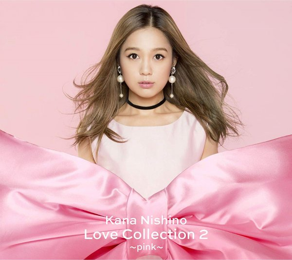 Album Love Collection 2 ~pink~ by Kana Nishino