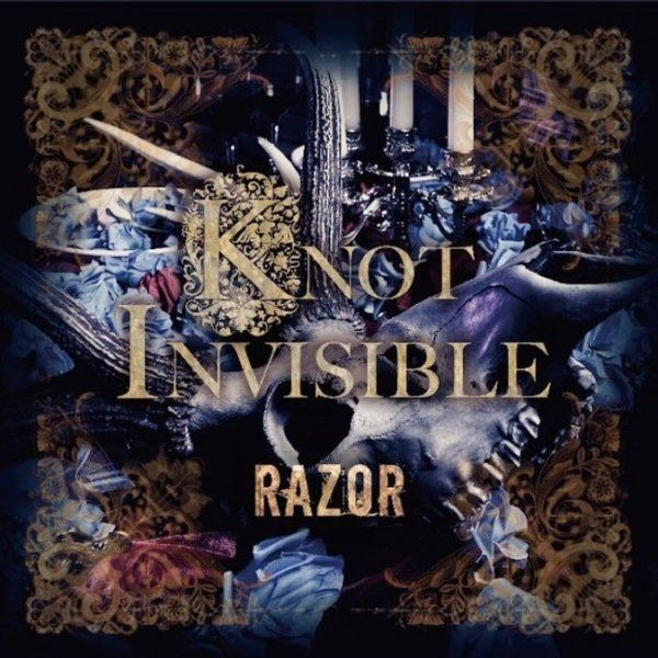 Mini album KNOT INVISIBLE by RAZOR
