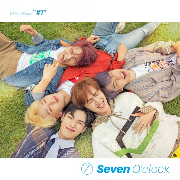 Mini album 7 by Seven O`Clock