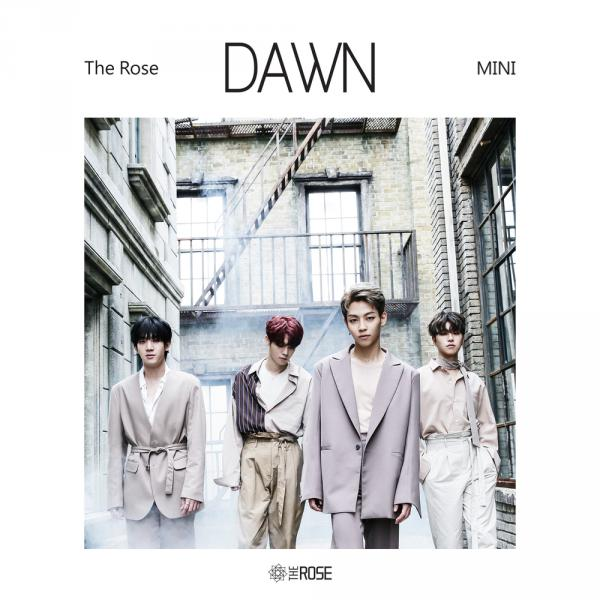 Mini album Dawn by The Rose