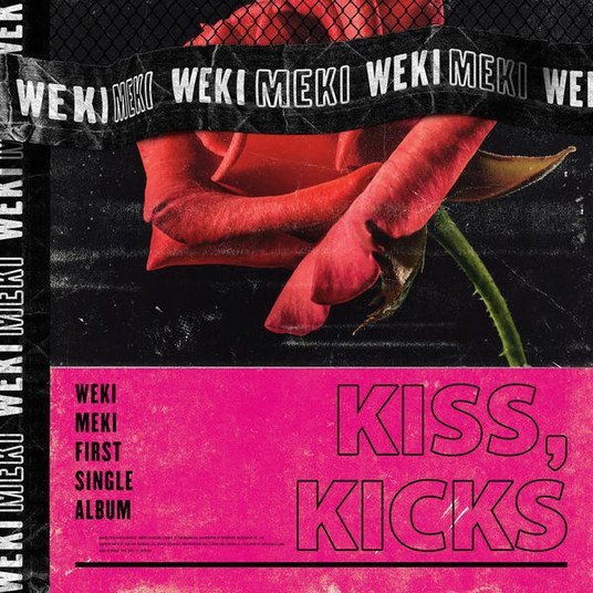Single Kiss, Kicks by Weki Meki
