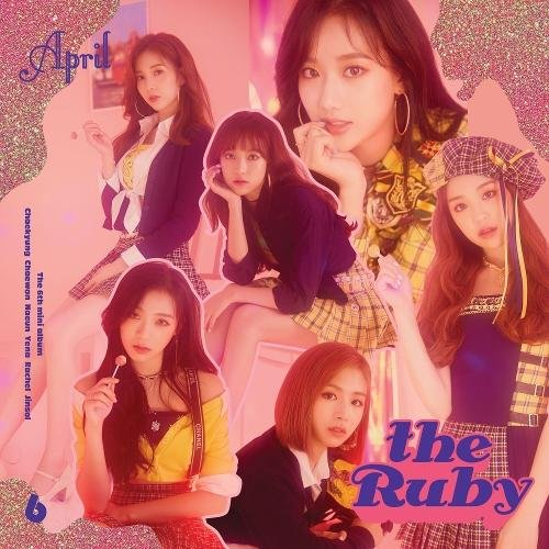 Mini album the Ruby by April