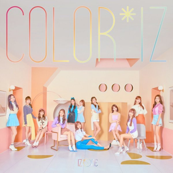 Mini album COLOR*IZ by IZ*ONE