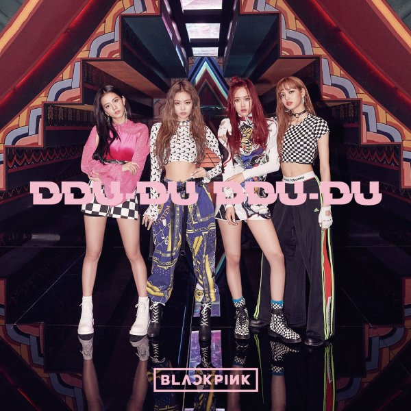 Single DDU-DU DDU-DU (JP Ver.) by BLACKPINK